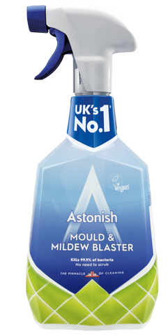 ASTONISH MOULD & MILDEW BLASTER (750ML)