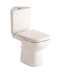 Origin 62 Corner Toilet and Soft Close Seat Code ORI62CNRPAKSCDL