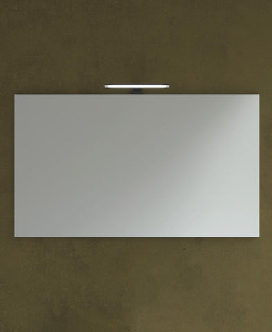 SONAS 1000mm x 700mm Mirror & 450mm Pandora Black Light Code PAN10045BLK