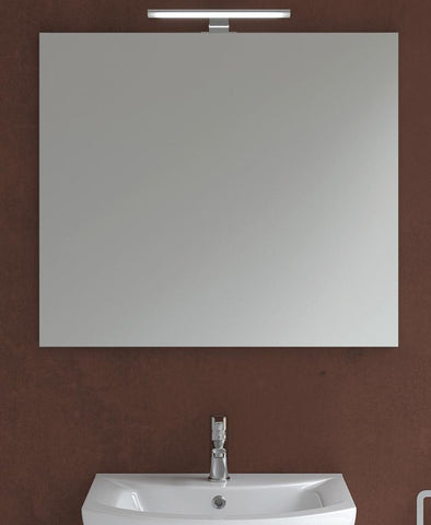 SONAS 600mm x 700mm Mirror & 300mm Pandora Chrome Light Code PAN6030CP