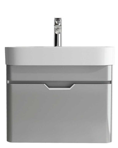 SONAS Sott' Aqua Light Grey 48 Vanity Unit Code SALG480