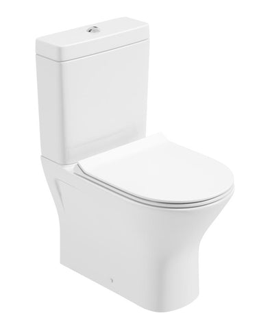 Scala Fully Shrouded WC  and Delta Slim Seat SCFSWC02