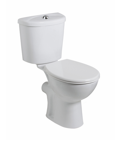 SONAS Strata Comfort Height Close Coupled Toilet and Seat Code STWCH