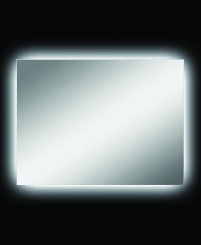 Alex Backlit Rectangle 600x600mm Mirror UM0011