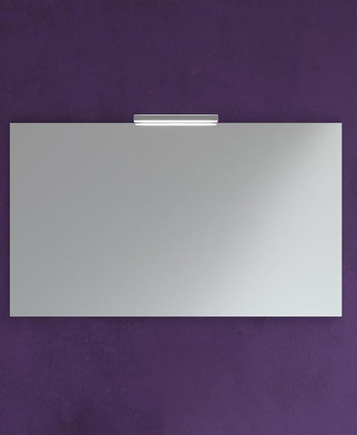 SONAS 1000mm x 700mm Mirror & Veronica Chrome Light Code VER100CP