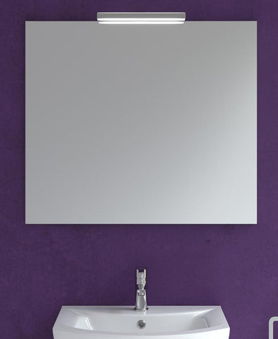 SONAS 600mm x 700mm Mirror & Veronica Chrome Light Code VER60CP