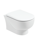 SONAS Verona Wall Hung RIMLESS Toilet and Soft Close Seat Code VERWH06