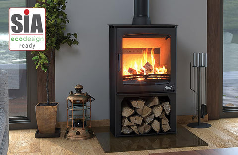 Hazelwood 5kW with Logbox