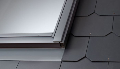 VELUX® EDL UK08 0000 SLATE FLASHING 134 X 140