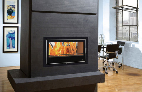 Lisbon 900 14kW Double Sided Stove