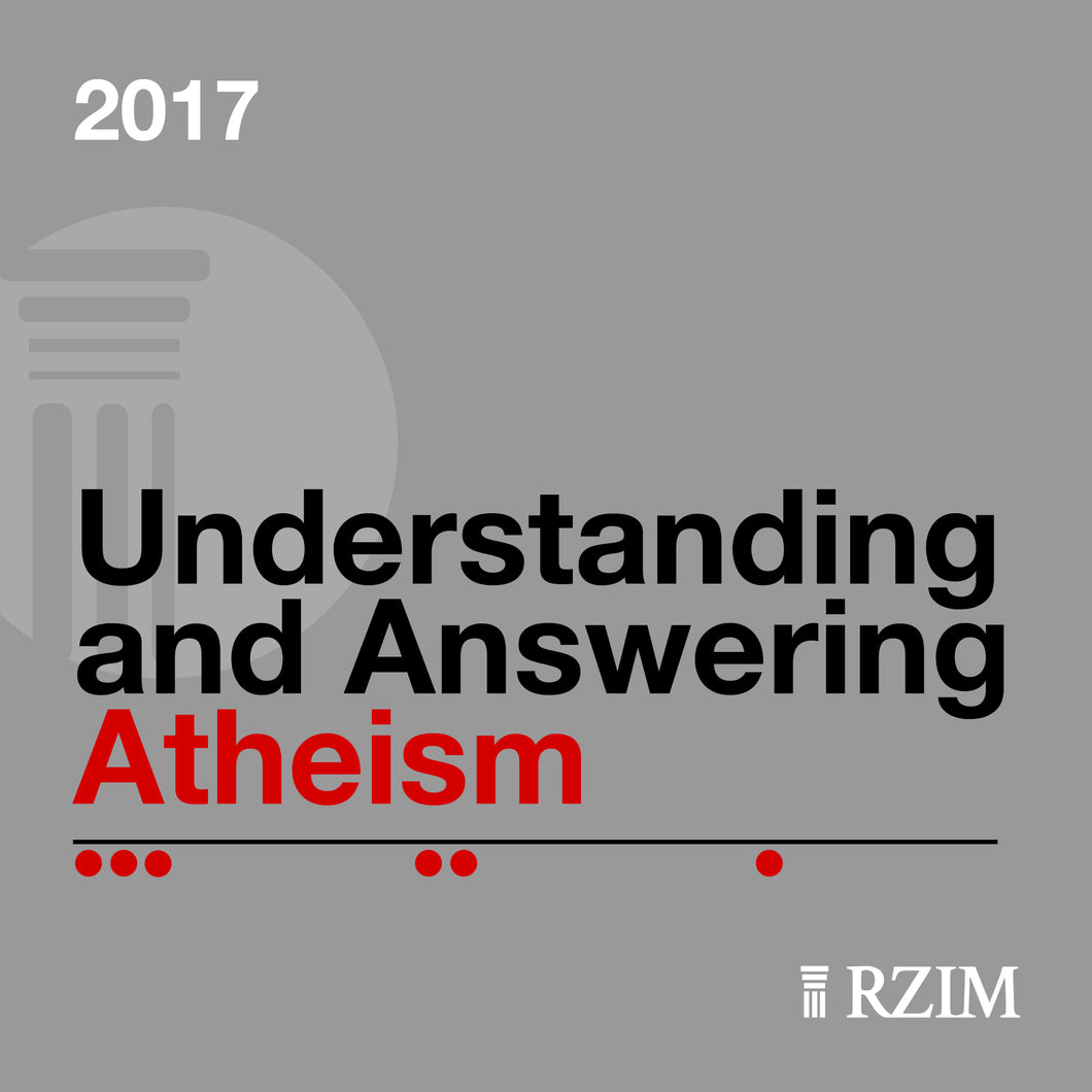 Understanding and Answering Atheism Conference 2017
