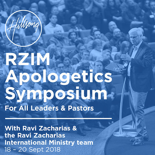 RZIM Apologetics Symposium 2018
