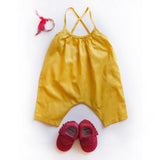 Playsuit 3/4  - Citrus