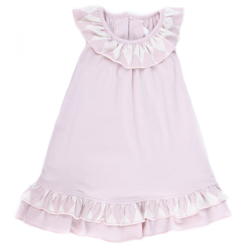 Dress (Berries and Cream Pink)