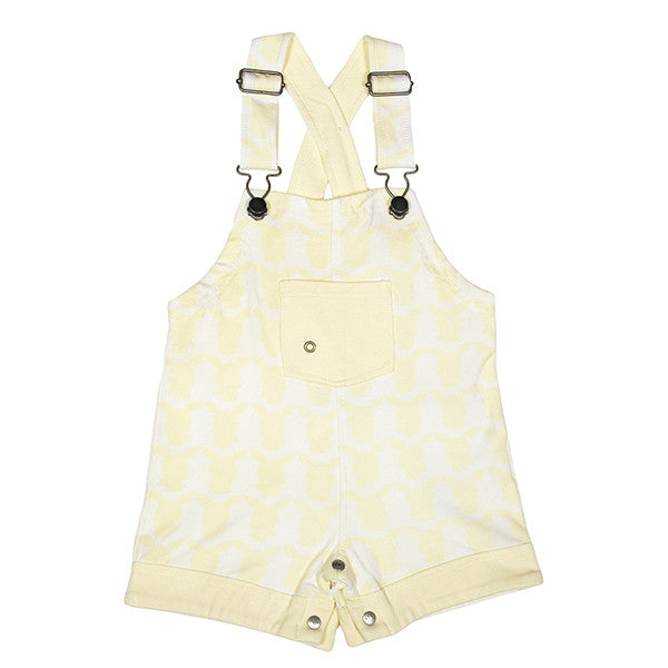 Overalls (French Vanilla Yellow)