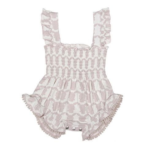 Playsuit (Berry Parfait Pink)