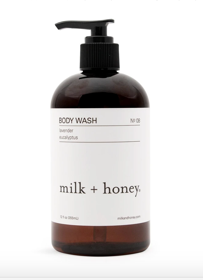 Body Wash No. 8- Lavender Eucalyptus