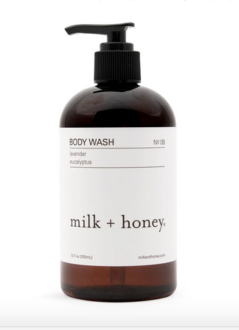 Body Wash No. 8- Lavender Eucalyptus- PRESALE