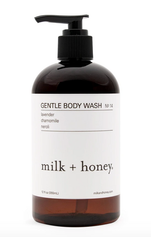 Gentle Body Wash No. 14- Lavender, Neroli, Chamomile- PRESALE