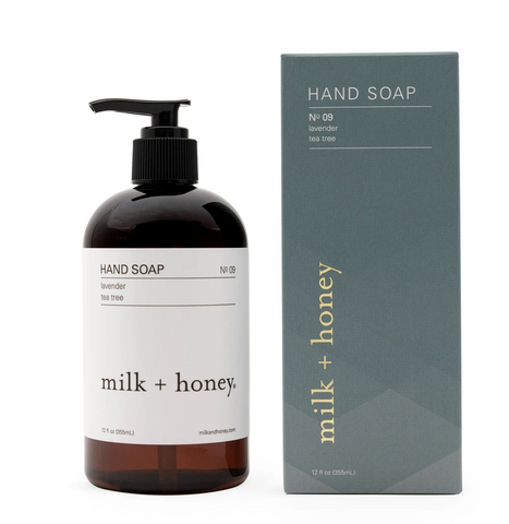 Hand Soap No. 9- Lavender, Tea Tree- PRESALE