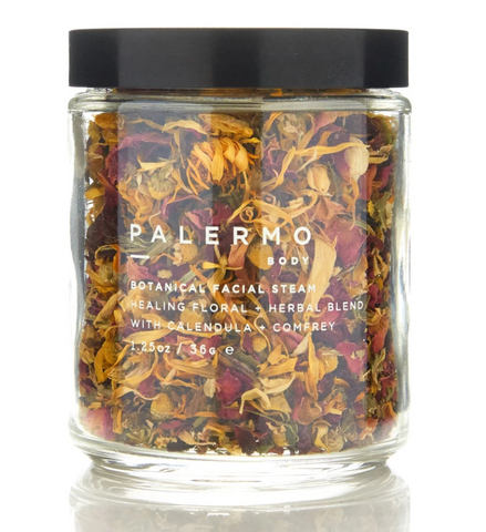 Botanical Facial Steam - Calendula + Comfrey