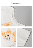 Corgi Summer Set Pajama