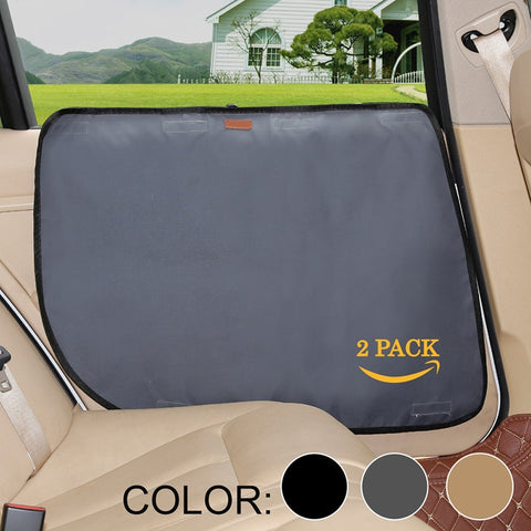Door Cover Fit All Vehicles Waterproof & Non-slip