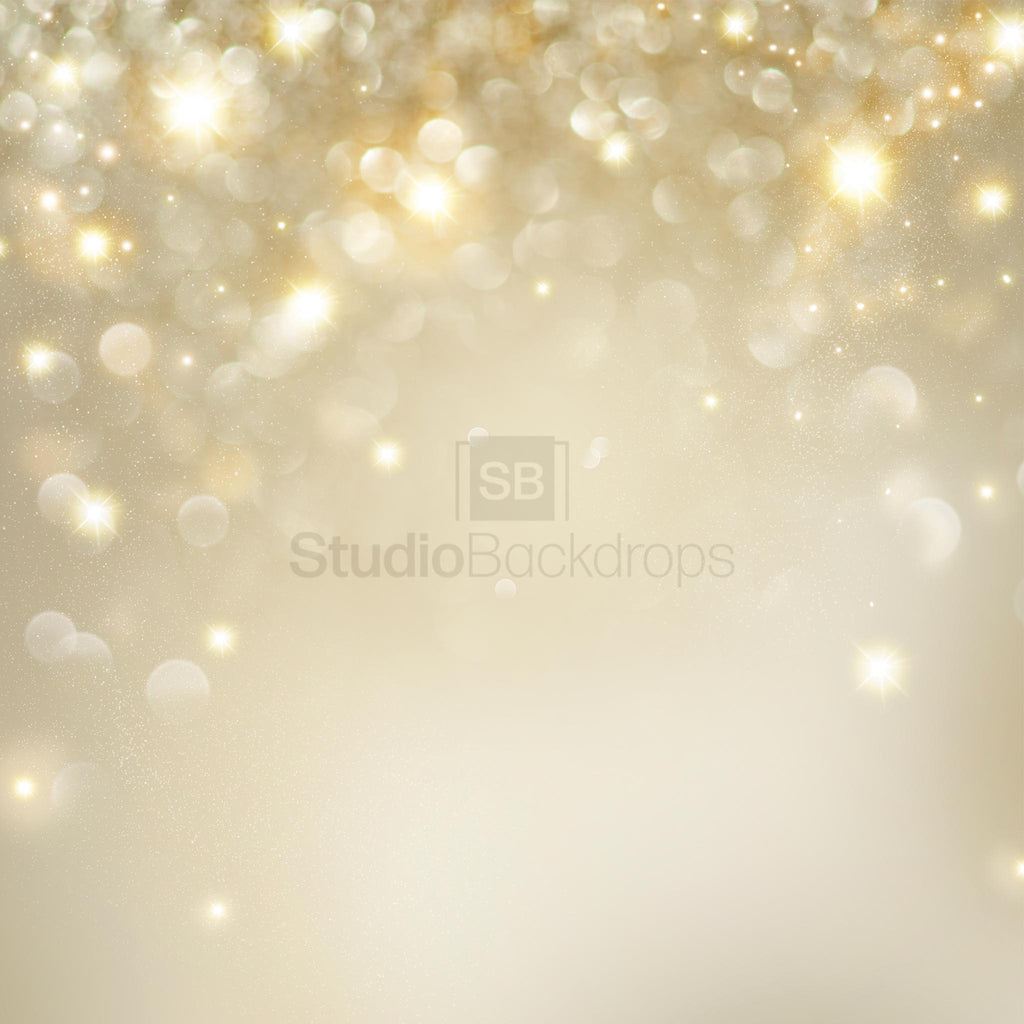 Champagne Bokeh Photography Backdrop BD-215-BOK