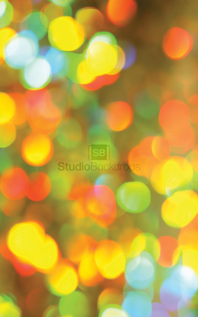 Spectrum Bokeh Photography Backdrop