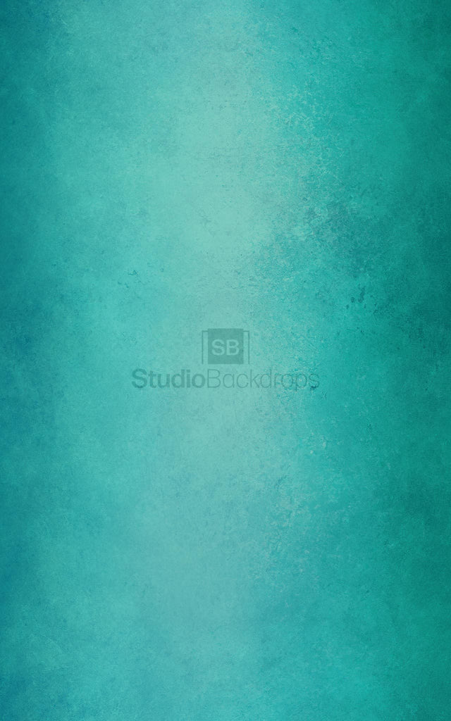 Turquoise Texture Photography Backdrop