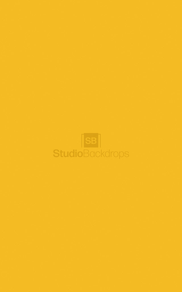 Mustard Photography Backdrop BD_298_SOL
