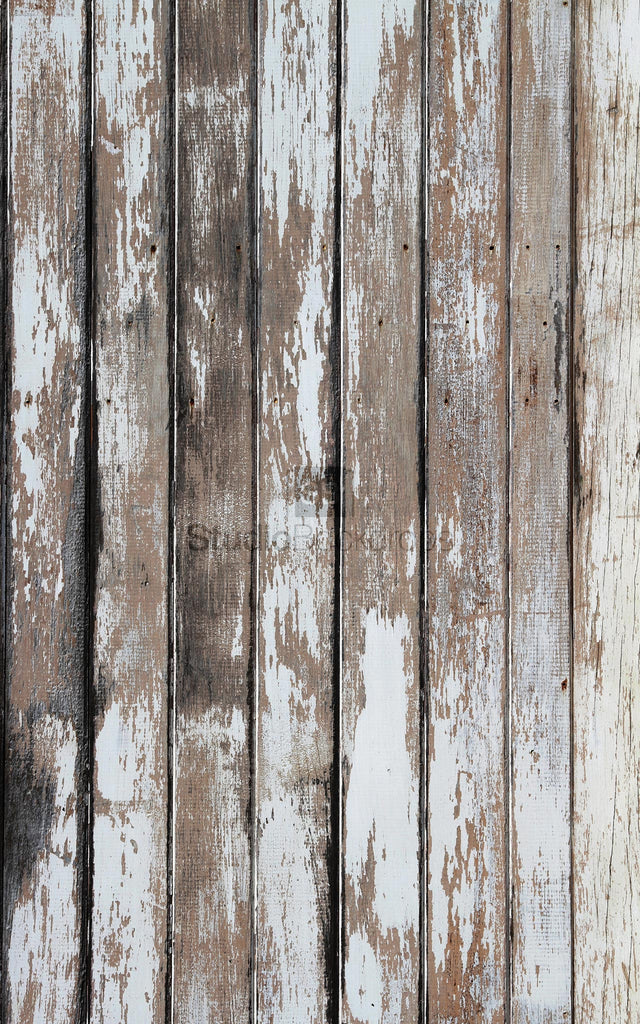Worn Floorboards Photography Backdrop