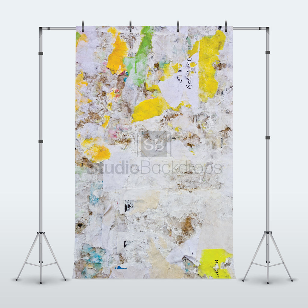 Peeling Paper Photography Backdrop