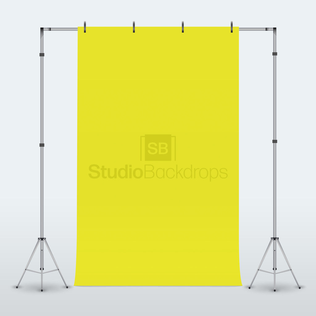 Clearance Grade A - Lime Green Photography Backdrop BD-142-SOL
