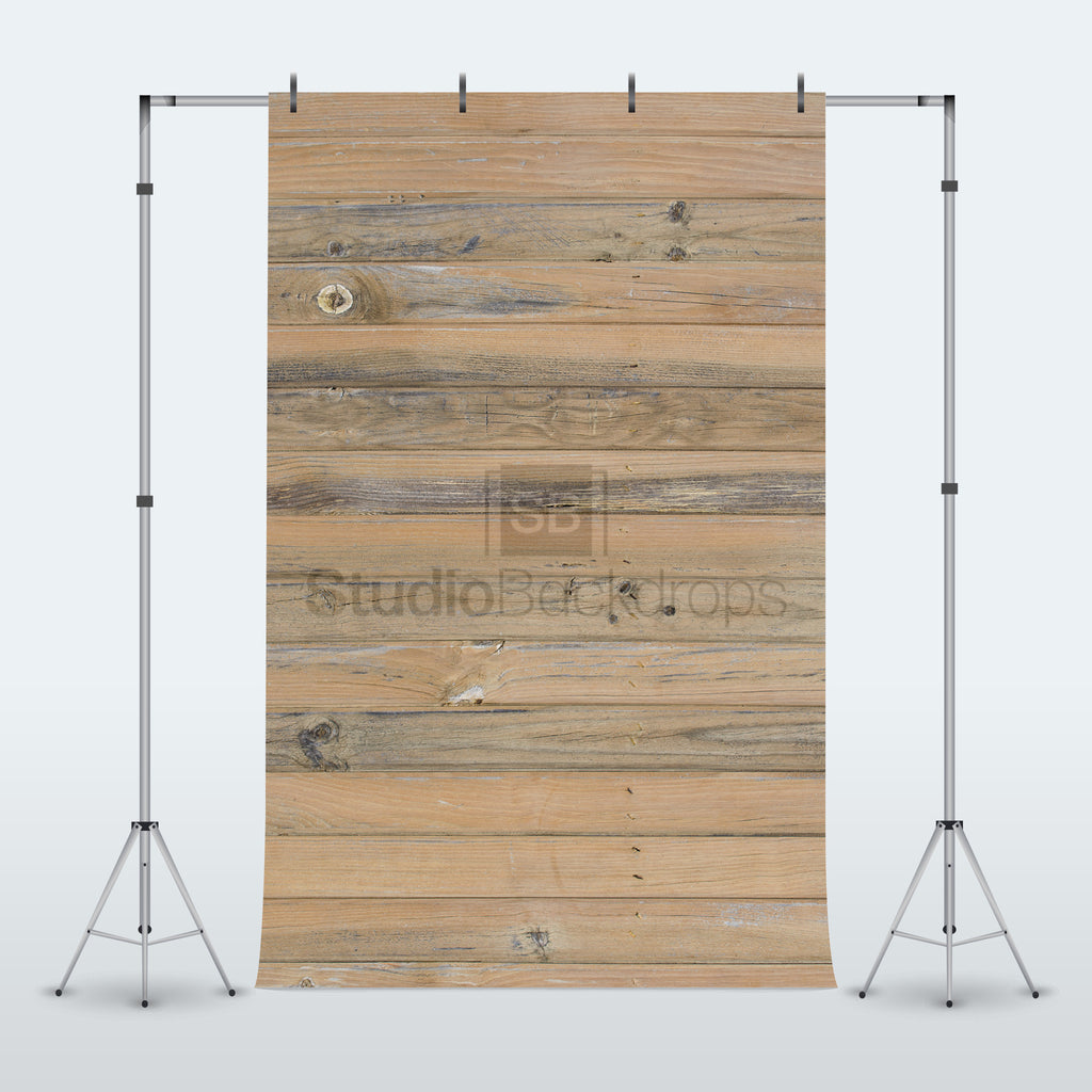 Sanded Floorboards Photography Backdrop
