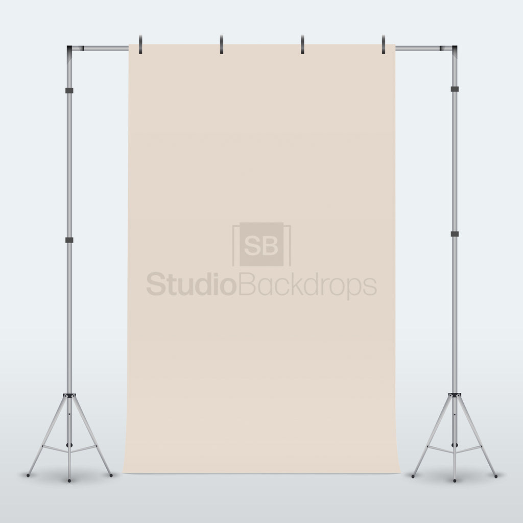 Beige Photography Backdrop