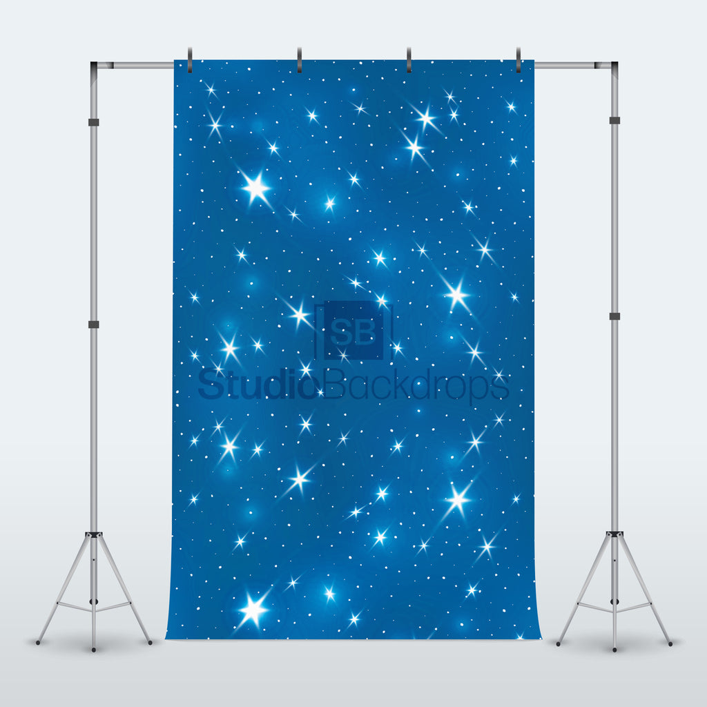 Star Night Sky Photography Backdrop