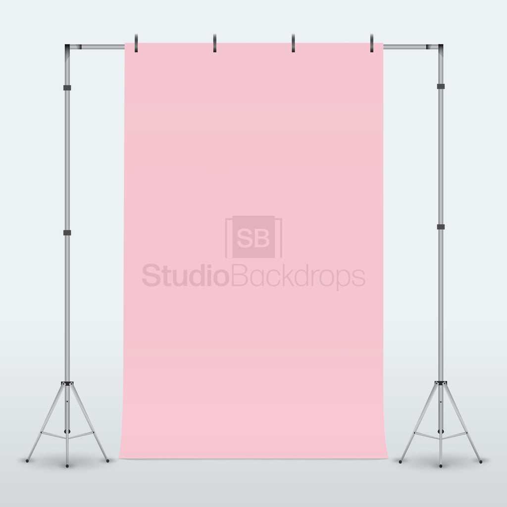 Baby Pink Photography Backdrop