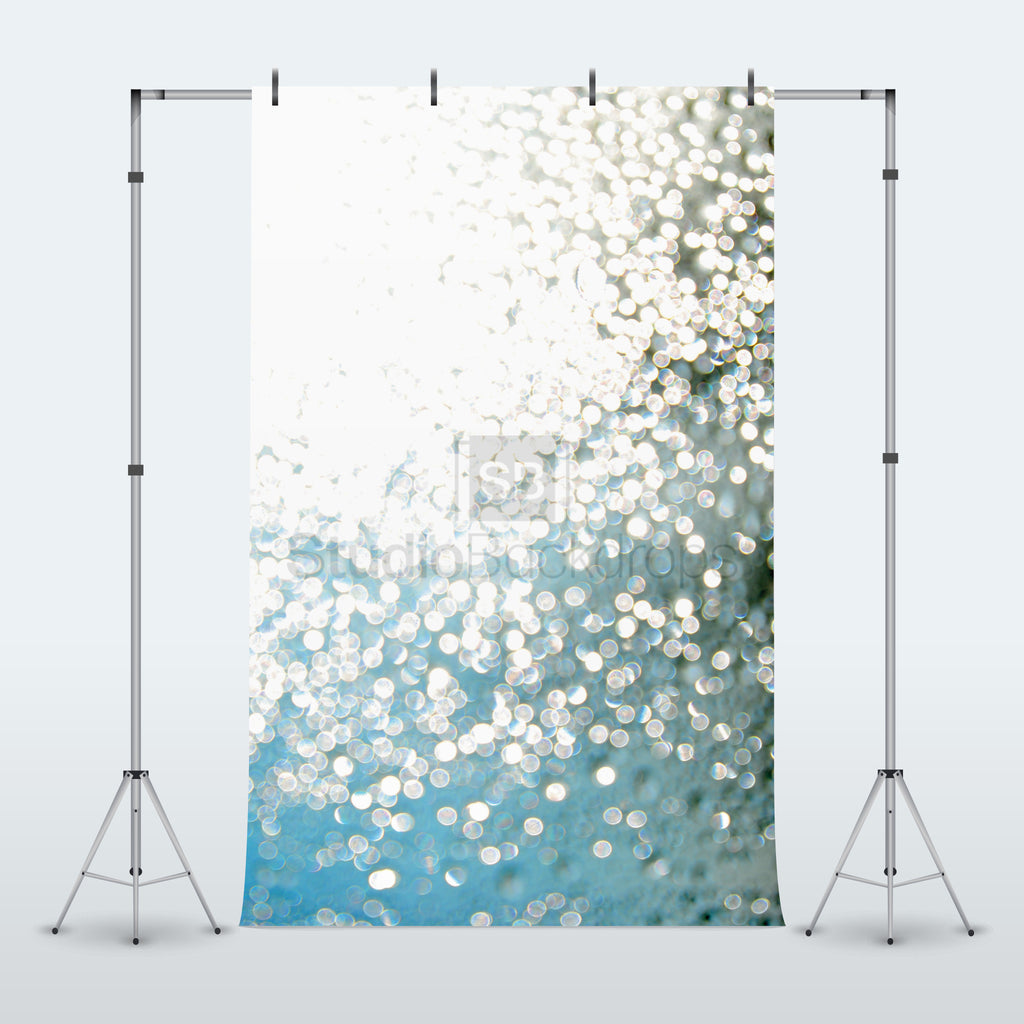 Water Bokeh Photography Backdrop
