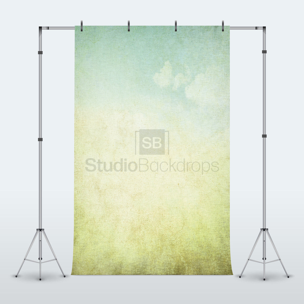 Vintage Sky Photography Backdrop