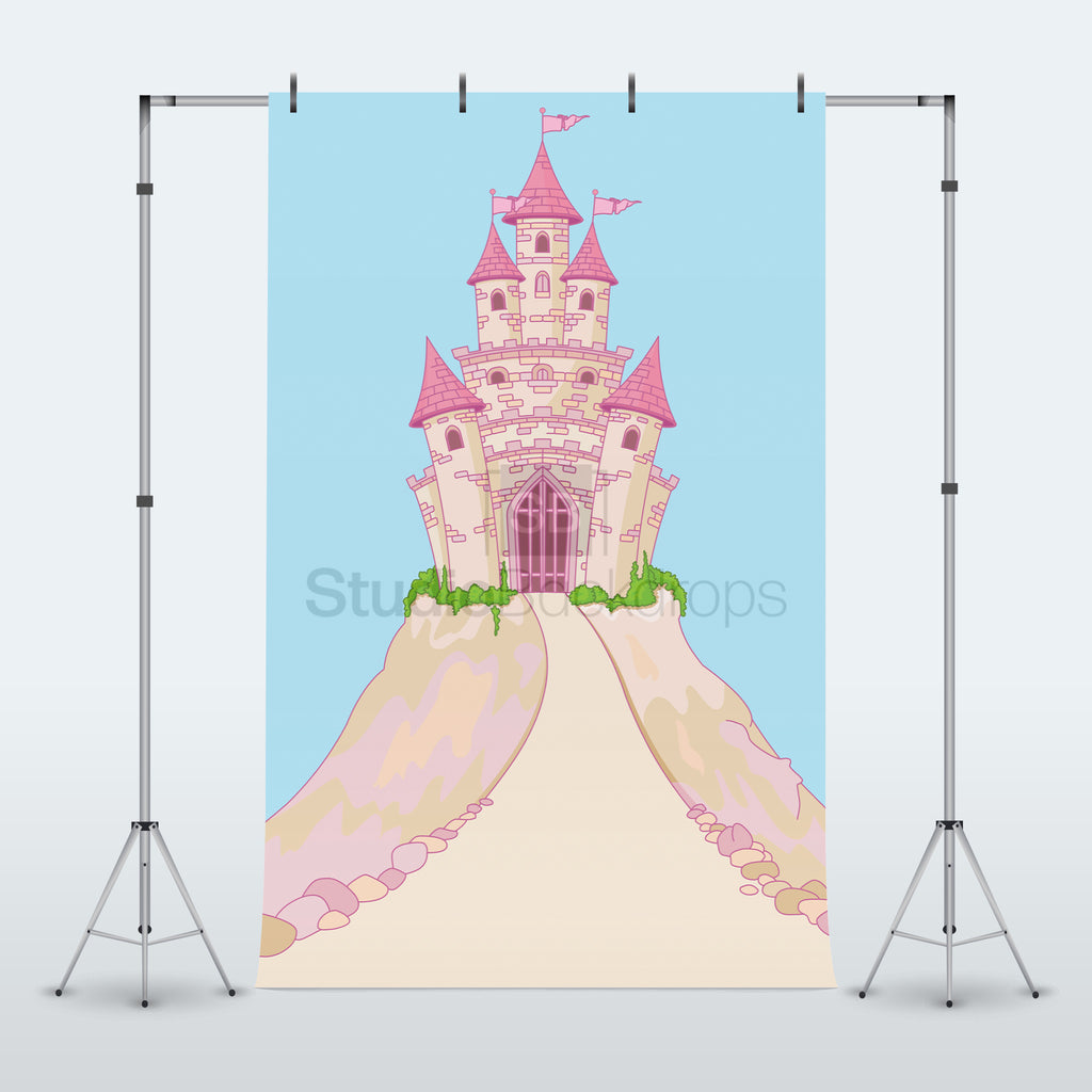 Fairy Tale Castle Photography