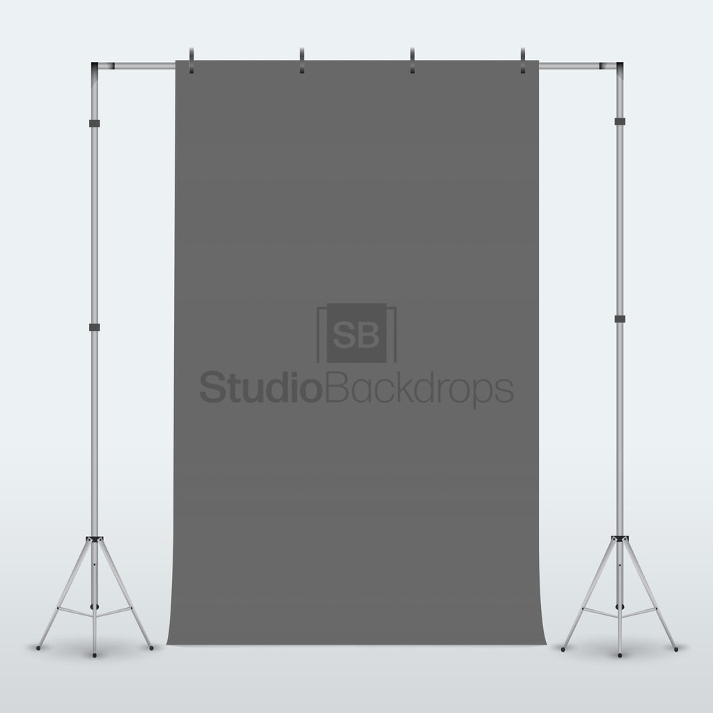 Charcoal Grey Photography Backdrop