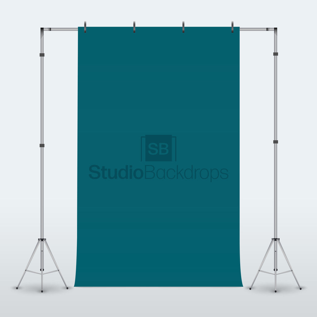 Dark Blue Photography Backdrop