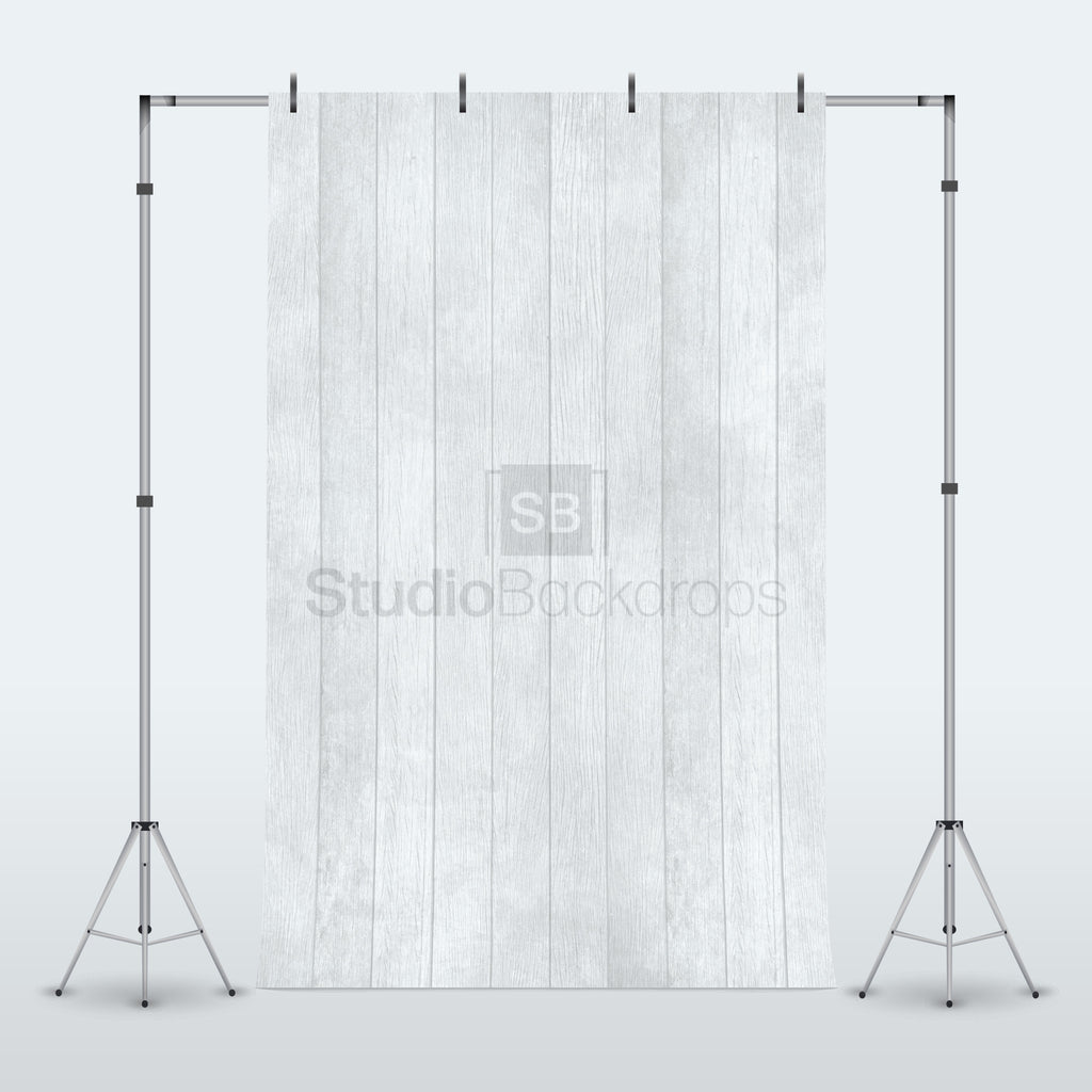 Light Grey Wood Photography Backdrop