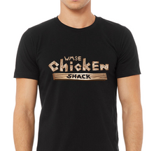 Load image into Gallery viewer, 40th Anniversary Chicken Shack Barn Board t-shirt