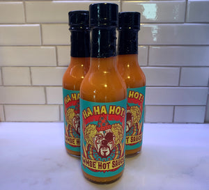"WMSE's ""Ha-HA"" Hot Sauce - Limited Edition 2020"