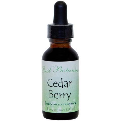 Cedar Berry Extract