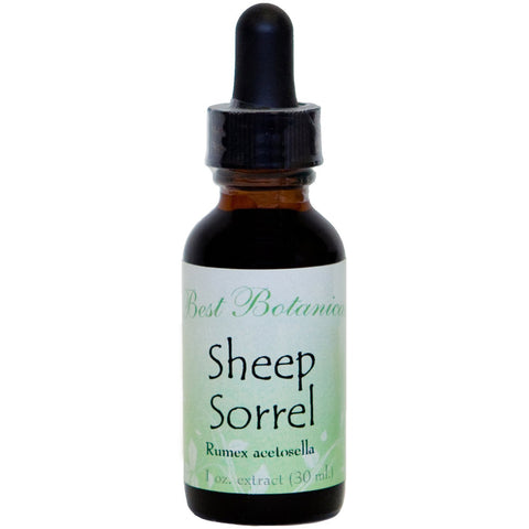 Sheep Sorrel Extract