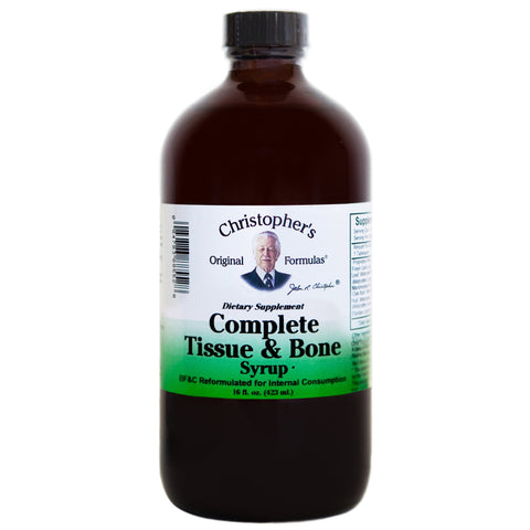 Complete Tissue & Bone Syrup 16 oz.
