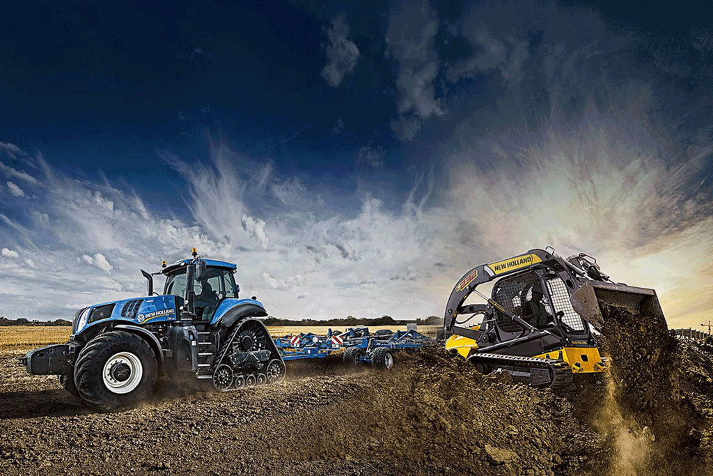 New Holland Announces Partnership with Heavy D